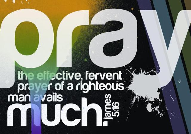 prayer-fervant