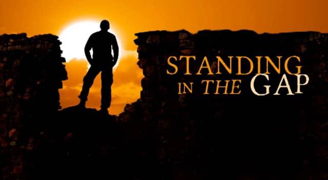 standing in gap