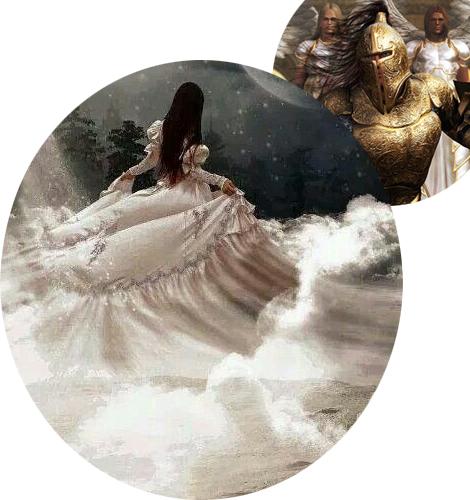 Warrior and Bride