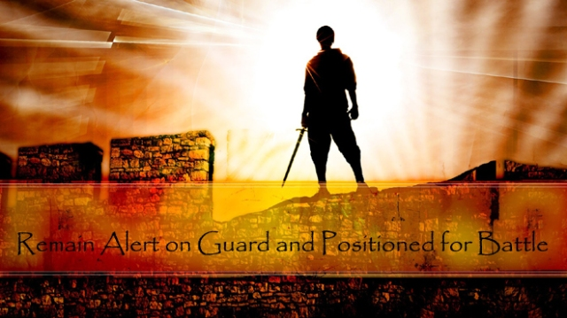 on guard1