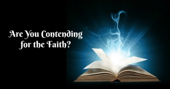 contending for the faith link