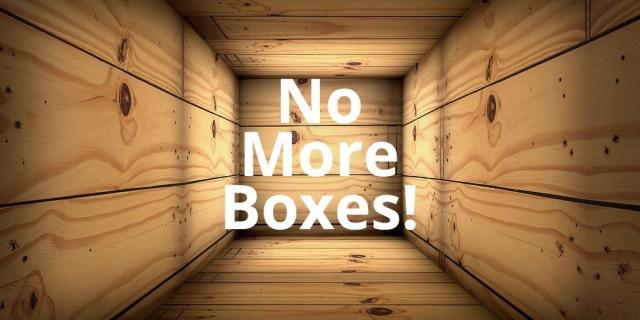 James Goll no more boxes