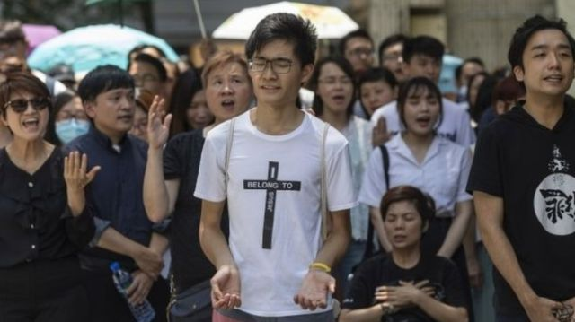 GodTV Hong-Kong-Christians